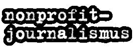 Nonprofit-Journalismus Logo