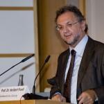 Verschlossene Auster, Laudator Dr. Heribert Prantl