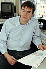 Leuchtturmpreisträger 2003: Jürgen Dahlkamp