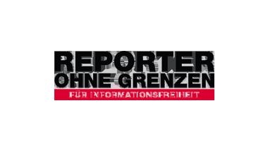 Partner Reporter ohne Grenzen