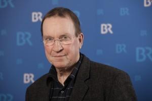 Ulrich Chaussy, Leuchtturm-Preisträger 2015. Foto: © Bayerischer Rundfunk / Gerhard Blank
