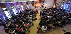 Um Medien am Pranger ging es im großen Konferenzraum. Foto: Wulf Rohwedder