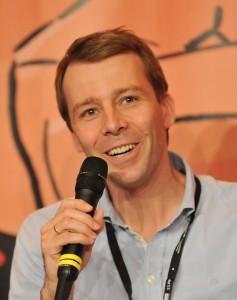Gerrit Rabenstein von Google. Foto: Wulf Rohwedder