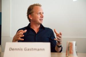 Reporter Dennis Gastmann recherchierte unter Reichen. Foto: Sebastian Stahlke