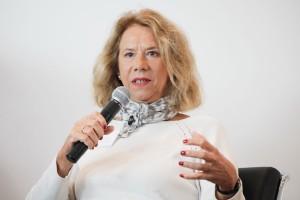Katharina Morik, Professorin für Künstliche Intelligenz an der TU Dortmund. Foto: Franziska Senkel