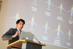 """Sascha Venohr (Zeit Online) spricht über das Projekt """"Europa schiebt ab"""""""