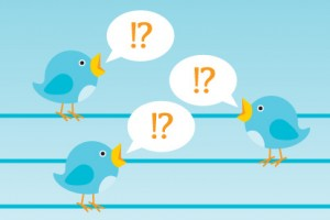 Die Social-Media-Community zwitschert auf Twitter und der Algorithmus generiert daraus die wichtigen Nachrichten. Ein Zukunftsmodell für den Journalismus? Bild: Coolen Simon/opensource.com/Flickr