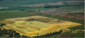 Luftbild Abraumhalde (Foto: www.ujuzi.de)