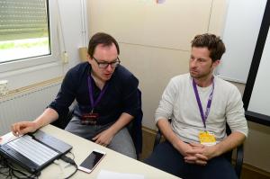 Justus Daniels (Correctiv) und Daniel Drepper (Buzzfeed): Investigativ Recherche ohne Links nr17