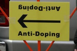 Wegweiser zur Anti-Doping-Kontrolle