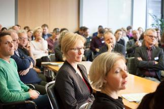 Publikum Fachkonferenz Wissen ist Macht – Vebraucherjournalismus